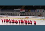 Dnes v Salzburgu ORION Junior začíná závod s krátkým programem