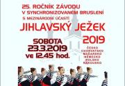 25. ročník závodu SSB - JIHLAVSKÝ JEŽEK 2019
