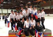 Avalanche se stala vítězem mezinárodního závodu ISU Adult 2019 v Oberstdorfu