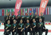 Avalanche - 1.místo na Winter World Master Games 2020 v Innsbrucku