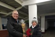 Gratulace trenérce Janě Skřivánkové