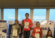 1.místo - Nikola Rychtaříková