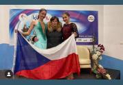 Karolína Baťková získala stříbro na mezinárodních závodech Sofia Trophy 2021