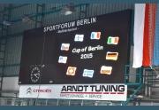 Skupina ORION - Junior se zúčastnila závodů v Berlíně
