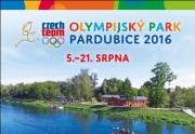 V Olympijském parku Pardubice 2016 se nudit opravdu nebudete!