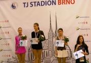 VC Brna - 3.místo K.Melicharová