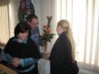 Poděkování trenérům - Kristyna Černohousová