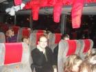 O zábavu  v autobuse nebyla nouze